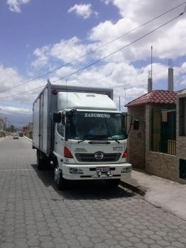 Transporte De Carga Y Mudanza 100% Zarumeño