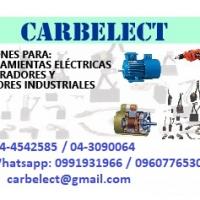 CARBELECT - CARBONES INDUSTRIALES - ESCOBILLAS DE CARBON - CARBON PARA MOTORES - CARBON PARA GENERADOR - ESCOBILLAS ELECTRICAS - GUAYAQUIL