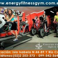 ENERGYFITNESS Gimnasio Y Spa En Quito