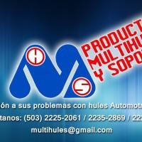PRODUCTOS MULTIHULES Y SOPORTES