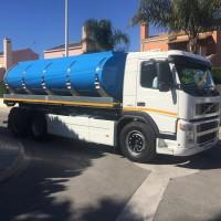 Cubas de Agua y Transportes El Monin