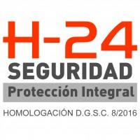 H-24 SEGURIDAD PROTECCIÓN INTEGRAL S.L.