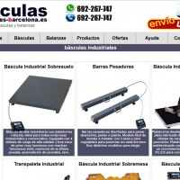 bascula industrial