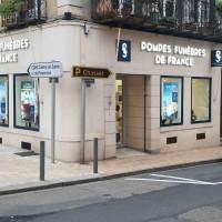 POMPES FUNÈBRES DE FRANCE à Villefranche