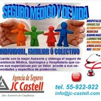 AGENCIA DE SEGUROS JC CASTELL