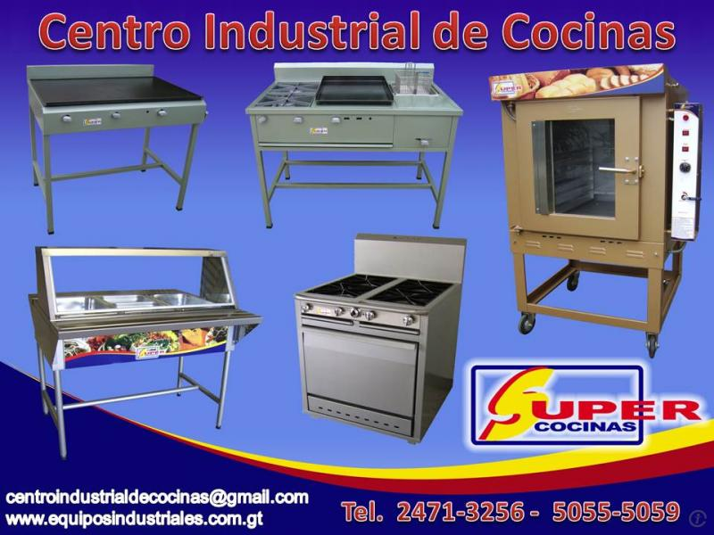 Centro industrial de cocinas s a for Cocinas integrales bogota sur