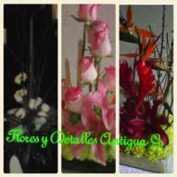 Decoraciones Flores y Detalles
