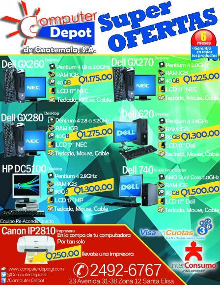 COMPUTER DEPOT DE GUATEMALA, S.A.
