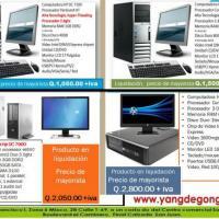 Computadoras y Servicios YANG DE GONG