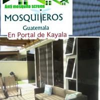 mosquiteros guatemala