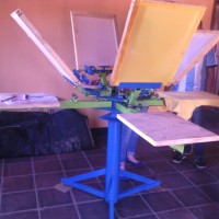 Screen Printing Guatemala
