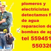 Plomeros Plomeria Electricidad Deteccion De Fugas De Agua Emanuel
