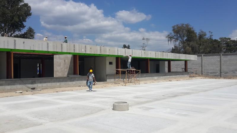 Grupo construcciones industriales for Construcciones industriales