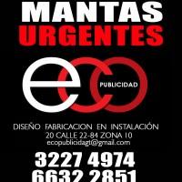 MANTAS URGENTES
