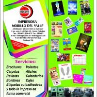 Impresora Morillo del Valle, S. de R.L.