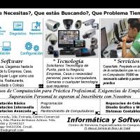 Escuela de Computación Informatica y Software