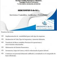 servicios contables tegucigalpa