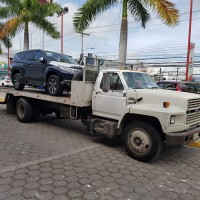 Grúas en Tegucigalpa y San Pedro Sula