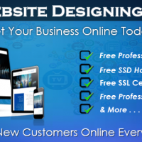 Free Website Designing Service