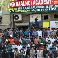 Baalnoi Academy - NDA coaching institute