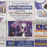 Eye7 Chaudhary Eye Centre - South Delhi