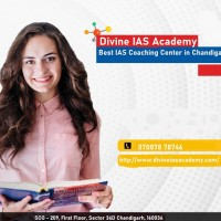 Divine IAS Academy - Best IAS Coaching in Chandigarh