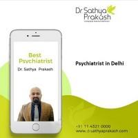 Dr. Sathya Prakash MD DCBT | Best Psychiatrist in Delhi