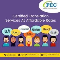 PEC translation services