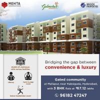 Independent houses in Hyderabad - Modi Properties Pvt. Ltd.