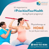 Physiotherapy At Home || Apollo Homecare