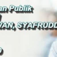 Kantor Akuntan. LIASTA NIRWAN SYAFRUDDIN & Rekan