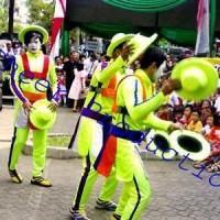 Badut Ultah Family Clown