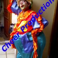 Badut Sulap Ali Kim Kim