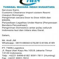 PT. TWIN Logistics