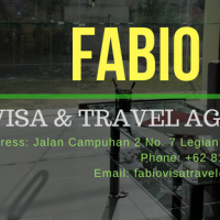 Fabio Visa Agency- Visa Extension In Bali