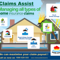 Claims Assist Ireland - Insurance Loss Assessors