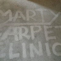Marty's Carpet Clinic