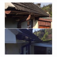 Professional Guttering and Roofing Services