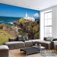 Digital Living - Wall Graphic Ireland