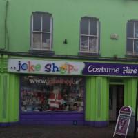 Athlone Jokeshop and Costume Hire