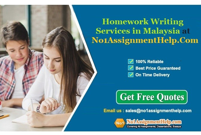 Homework Writing Services in Malaysia at No1AssignmentHelp.Com