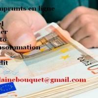 Offre de prêts entre Particuliers marlainebouquet gmail.com