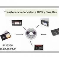 Transferencia De Video A Dvd