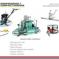 ROMPEDORAS Y COMPACTADORAS