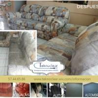 Lavado de salas y alfombras