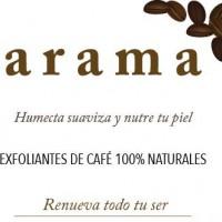 Arama exfoliantes