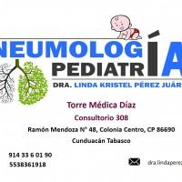Neumología y Pediatría Tabasco