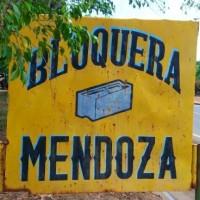 BLOQUERA MENDOZA