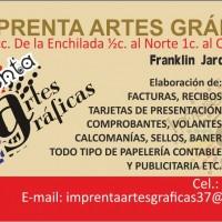 Imprenta Artes Gráficas
