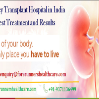 Plan your Kidney Transplant in India with Forerunners Healthcare Consultants